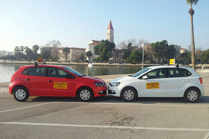 Vozački ispit, autoškola Trogir